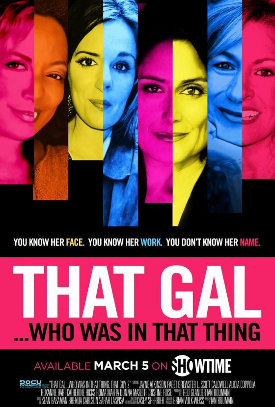 That Gal Poster
